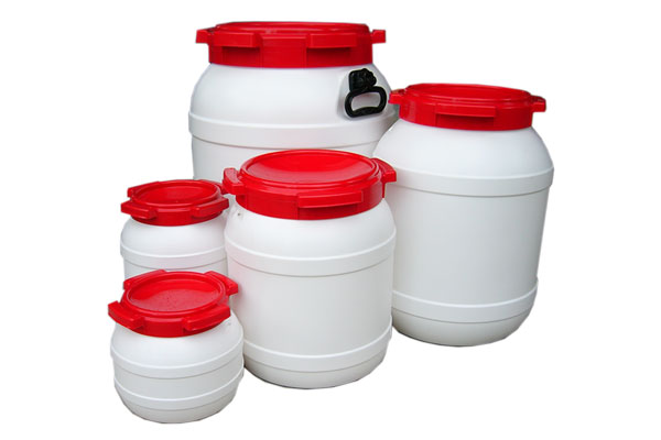 Water-tight containers